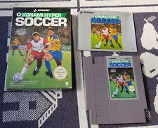 Nintendo Nes Spiel mit OVP NES Konami Hyper Soccer
