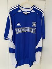 San Jose Earthquakes XL 2005-2006 Adidas Home Football Shirt