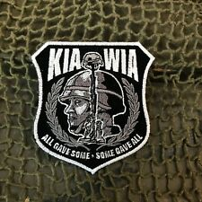 KIA MIA All Gave Some Some Gave All Patch
