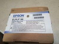OEM EPSON ELPLP60 Projector Lamp Genuine For Epson Powerlite 95 Powerlite 96W