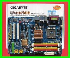 Gigabyte GA-P35-DS3L Intel P35 LGA 775 Core 2 Motherboard- USA Retail Box**Mint*