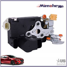 Door Lock Actuator Integrated Latch LH Driver Side Front for Chevy GMC Silverado