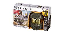 Mega Bloks 97216 Halo Micro Fleet Warthog Attack Master Chief Figur Helm Helmet
