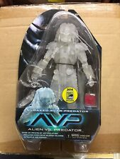 "neca cloaked scar predator sdcc 2016 7"" alien vs predator avp Exclusive"