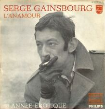 Serge Gainsbourg - L'Anamour - Miniature Poster & Card Frame