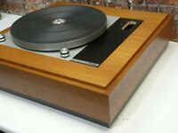 Thorens TD 150 Vintage Hi Fi Separates Use Record Vinyl Deck Player Turntable