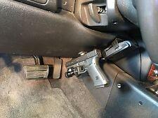 Magnet Concealed Gun Pistol Holder Holster for wall desk bed door motor car F27