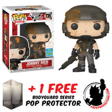 FUNKO POP STARSHIP TROOPERS JOHNNY RICO BLOOD SPLATTERED SDCC 2019 EXCLUSIVE