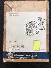TELEMECANIQUE  LP1D503B Contactor 24VDC NEW 70 amp