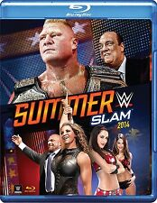 NEW - WWE: SummerSlam 2014 (Blu ray) [Blu-ray]
