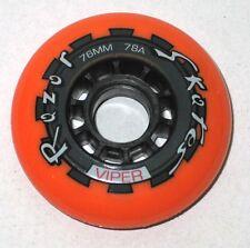 8 Stück RAZOR SKATES * VIPER* Inliner ROLLE 76 mm 78A TOP ROLLEN ZUM TOP PREIS!