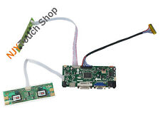 HDMI DVI VGA LCD LVDS Controller Board Work For LM215WF1-TLA1 1920x1080 4CCFL
