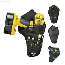 C6AA Oxford Cloth Drill Holster Hardware Electric Drill Tool Pocket