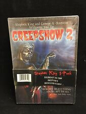 Stephen King 3-Pack: Children of the Corn Creepshow 2 Quicksilver Highway DVD