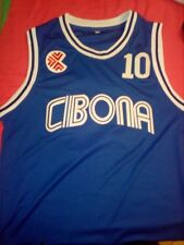 Camiseta retro Drazen Petrovic - Cibona Zagreb