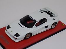 1/18 GT Spirit Ferrari Koenig Testarossa Twin Turbo White KJ012 Red Leather