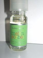 Home Fragrance Oil Bath & Body Works Slatkin MELON SORBET