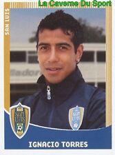 282 IGNACIO TORRES MEXICO SAN LUIS.FC PRIMERA DIVISION APERTURA 2010 PANINI