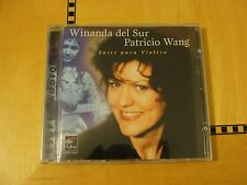 Winanda del Sur Patricio Wang - Suite para Violeta - Super Audio CD SACD Hybrid