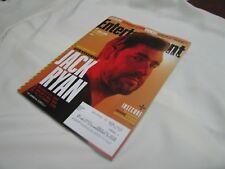 """""""Jack Ryan"""" Featured Cover Entertainment Weekly Magazine 08-03-18"""