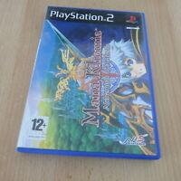 Mana Khemia Alchemists of Ai-Revis for PlayStation 2  ps2 -  PAL