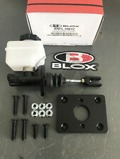 Blox Brake Booster Delete Kit - Black For Honda Acura
