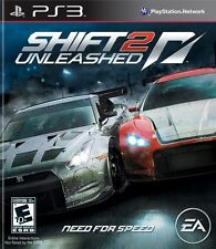 Shift 2: Unleashed (Sony PlayStation 3, 2011) New Greatest Hits