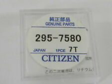 Panasonic Capacitor Battery For Citizen Eco-Drive Watch 295-7580