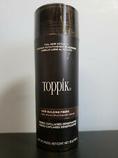 Toppik Hair Building Fibers - Dark Brown - Giant Size 55 g / 1.94 oz - New!