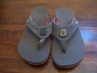 New Womens TEVA PINK ILLUM Camping/Beach/Trail Flip Flop Sandal Spider ARCH NL