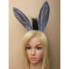 Christmas Donkey Ears and Tail - fancy dress Xmas costume outfit UK STOCK 6612