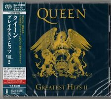 QUEEN - Greatest Hits VOL.2 [SHM SACD] UIGY-9533 (2012) SEALED