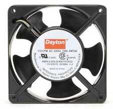 Dayton 4wt46 Standard Square Axial Fan Square 115v Ac 1 Phase 115 Cfm