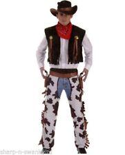 Disfraces y ropa de época sin marca Color principal Multicolor Vaquero