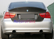 CSL Style Real Carbon Fiber Trunk For BMW 3-Series E90 LCI M3 4 Door 09-11 B058