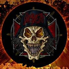 Slayer - Wehrmacht Circular Back Patch No Specification #54691