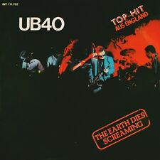 "7"" UB40 The Earth Dies Screaming/ Dream A Lie GRADUATE Reggae Dub 1980 like NEW!"