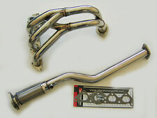 OBX Header Manifold Exhaust Fit 02 03 04 05 06 07 Hyundai Tiburon 2.0L DOHC