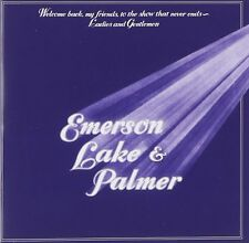 Emerson, Lake & Palmer - Welcome Back My Friends To The Show That Never Ends 2CD