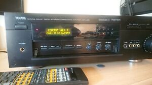 Yamaha DSP-A990 280w 7.1 AV Receiver Amp with Remote