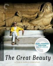The Great Beauty Criterion Collection Dual Format Blu-ray DVD