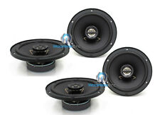 "2 sets MEMPHIS SR62 6.5"" 240W MAX COAXIAL CAR 6 1/2"" SPEAKERS WITH TWEETERS NEW"