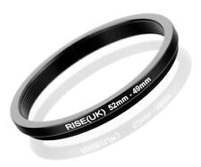 Quality 52mm-49mm Step Down Ring Lens Adapter from 52mm to 49mm filter thread