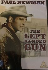 The Left Handed Gun DVD Western Film Movie Paul Newman, Arthur Penn -Region 2