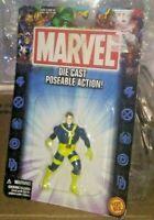 marvel die cast action figure cyclops