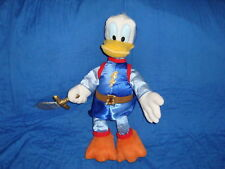 "Disney Store Plush Prince Donald Duck 19"""