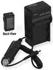 Charger for Panasonic DMC-LC5A DMC-LC40S DMC-LC40PPK DMC-LC1 CGR-S602E/1B