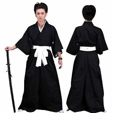 Bleach Shihakusho Cosplay Costume Japanese Anime Outfit