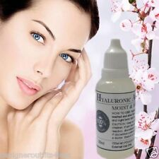 100% Pure Hyaluronic Acid Clear Gel Natural Anti-Aging Peptide Acne Pore Wrinkle