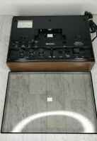 Rare Vintage Advent Model 201A Stereo Cassette Tape Deck AS-IS/Repair